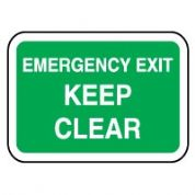 Safe Safety Sign - Arrow Right 053